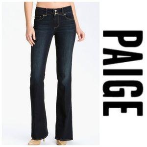 Paige Hidden Hills 29x35 Bootcut Jeans